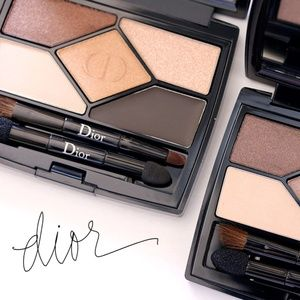 New Dior 5 Couleurs Designer Eyeshadow All-In-One
